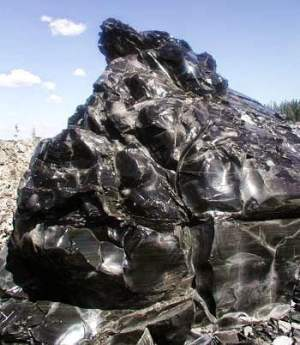 black obsidian meaning