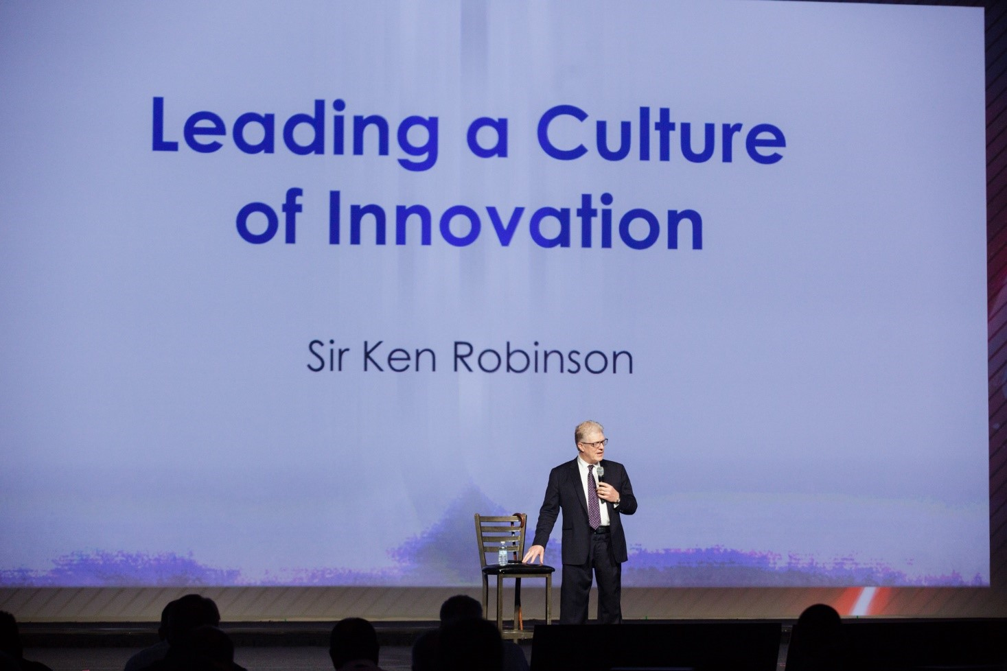 Sir Ken Robinson Libros My First Perspectives Conference Wow What A Week Genband