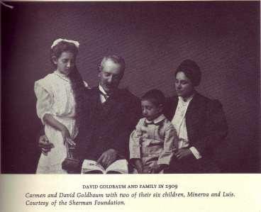 David Goldbaum Family