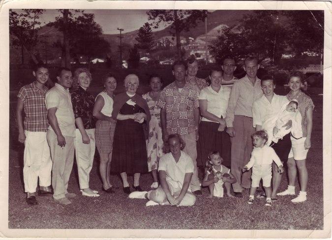 Dunham Family Picnic