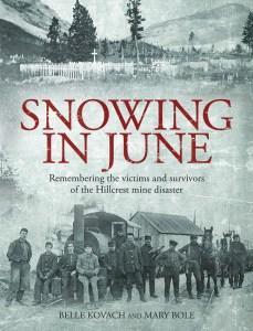 Book_Snowing in June
