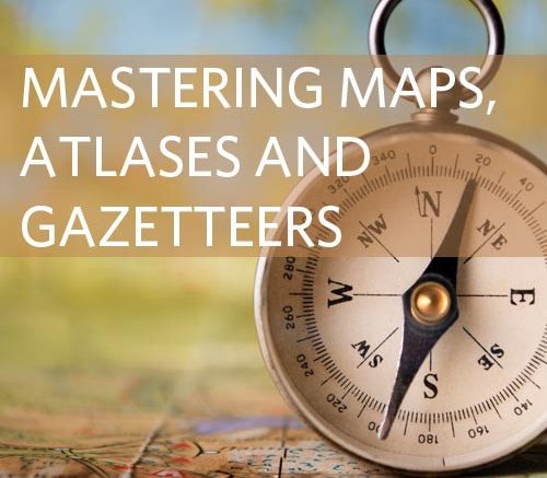 FREE! Mastering Maps, Atlases and Gazetteers Online Genealogy Course