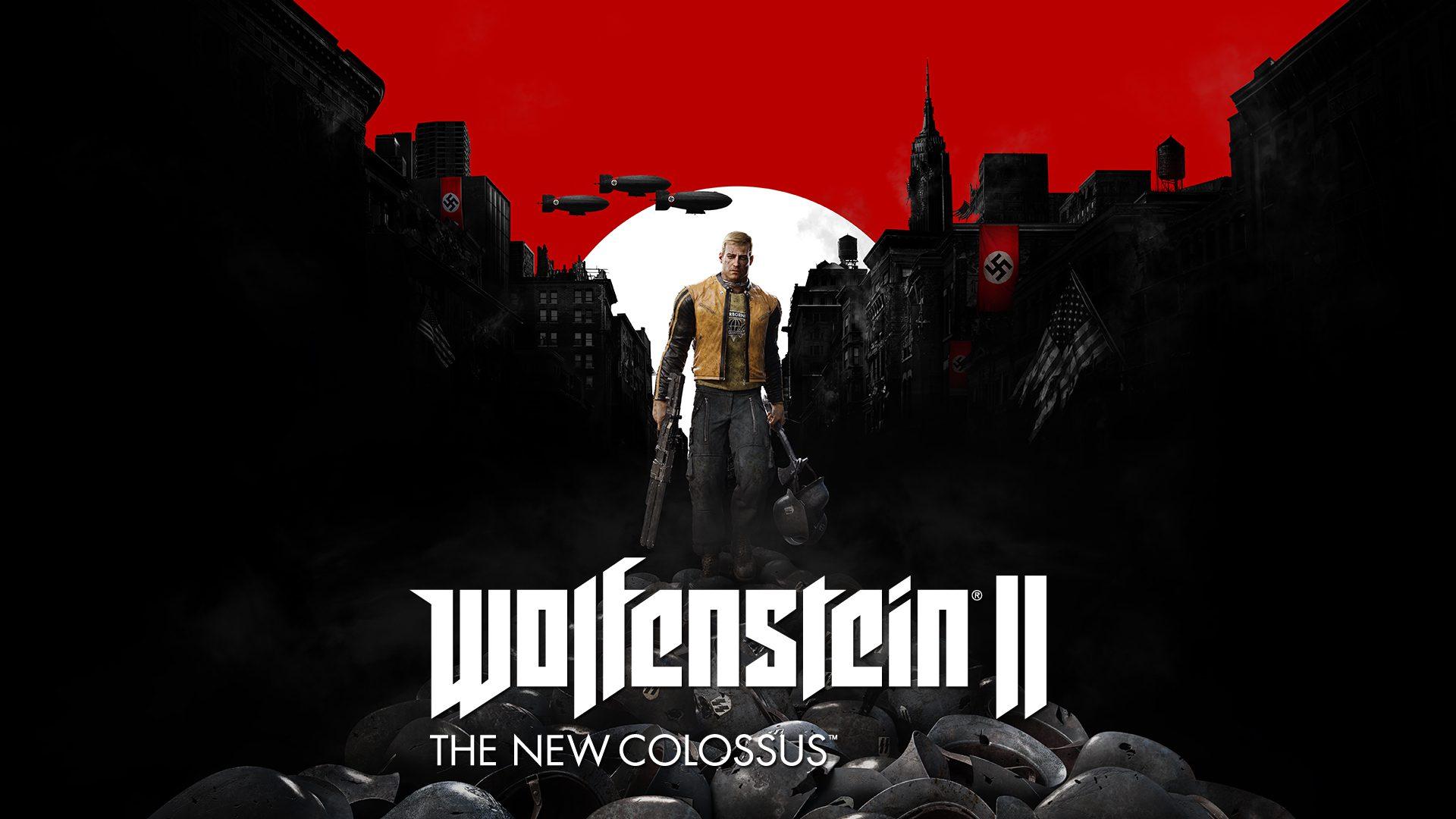 Ps4 Wallpaper Hd Quot 161 No Mas Nazis Quot Nuevo Tr 225 Iler De Wolfenstein Ii The New