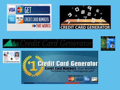 Generador de Tarjetas Generar Tarjetas de Credito 2019