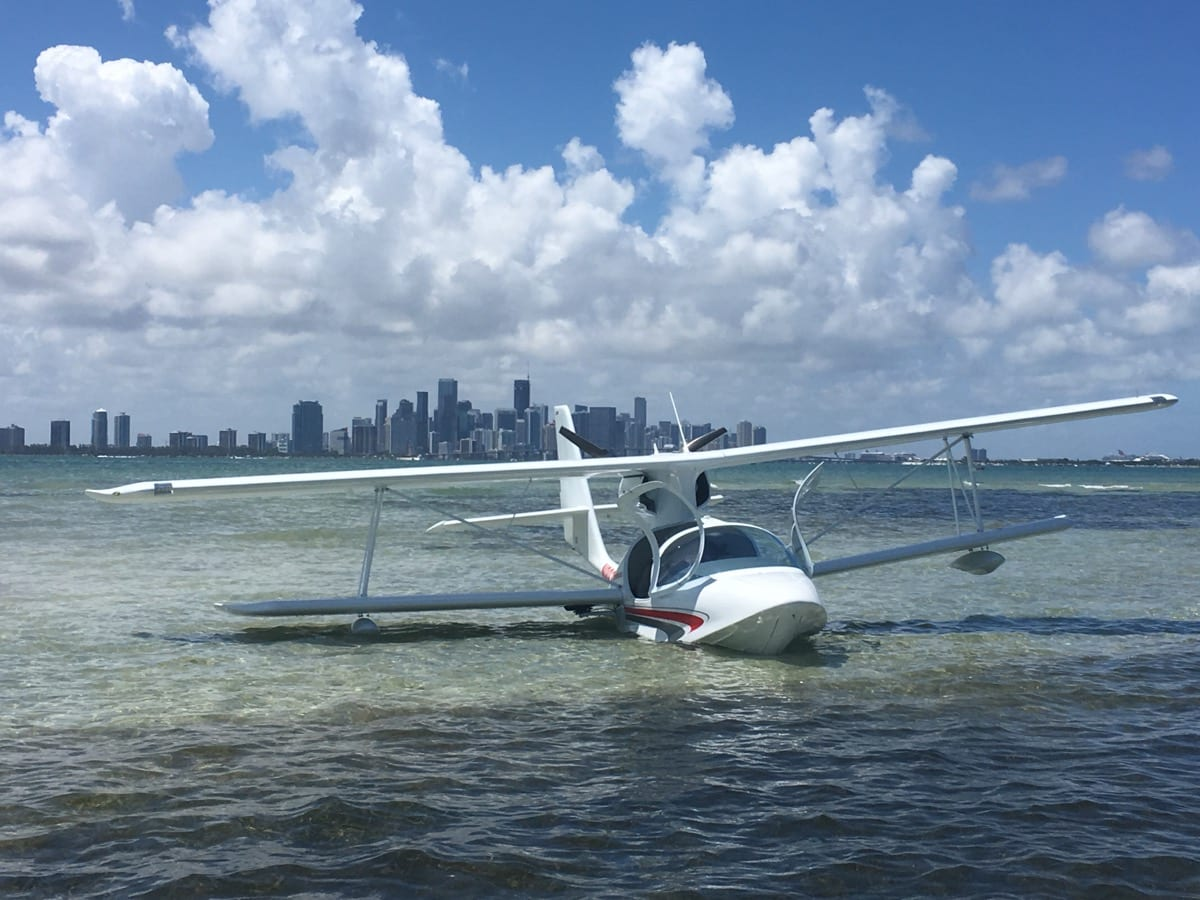 Sport Airplane For Sale Pilot Report Super Petrel Ls