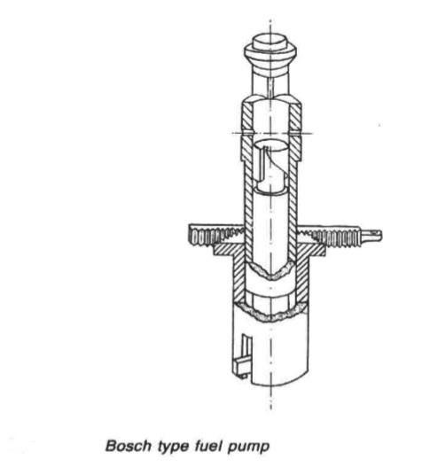 bosch fuel filter for tractor