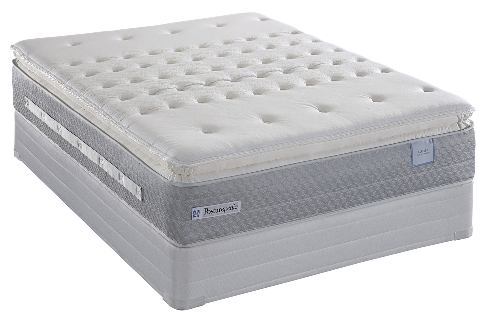 Sealy Posturepedic Titanium Sstm Plush Super Pillow Top