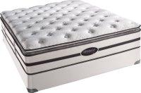 Simmons Beautyrest Memory Foam Pillow Top Mattress