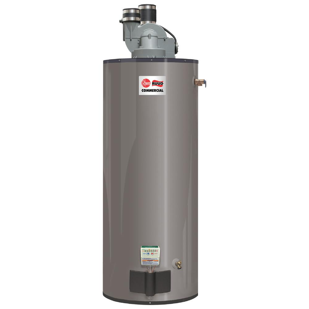 Rheem Power Vent Water Heaters Commercial Water Heater Gas Commercial Water Heater