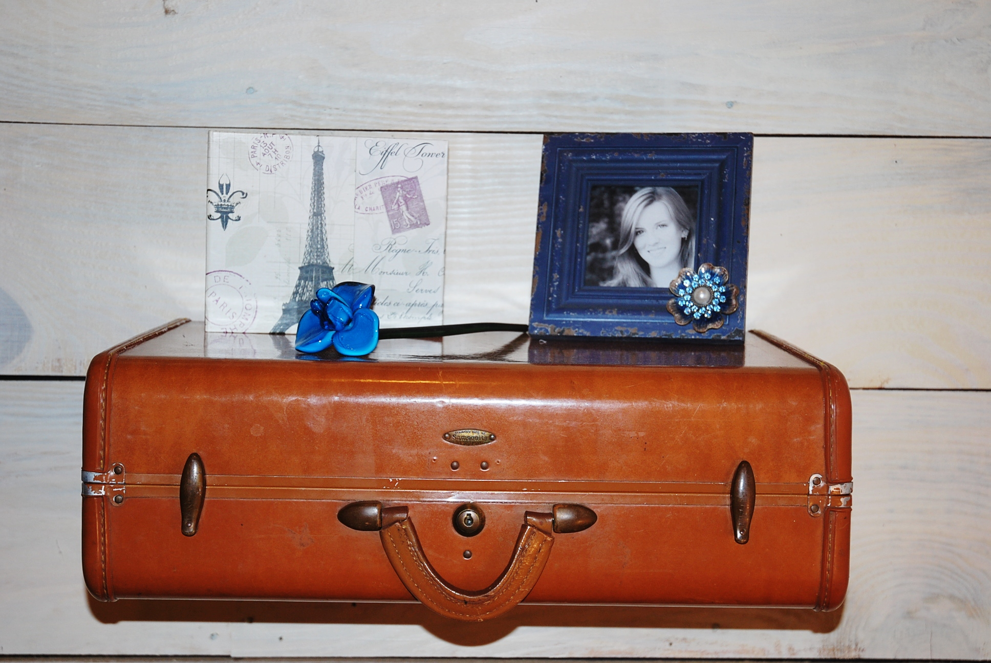 Vintage Suitcase Shelves For Sale Decorating And Stretching Your Dollars
