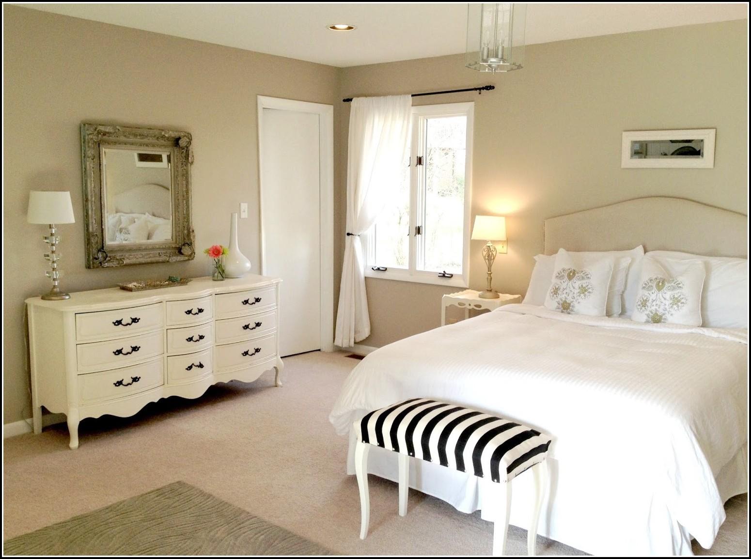 Schlafzimmer Weiße Möbel Welche Wandfarbe | Möbel Eiche Rustikal ...