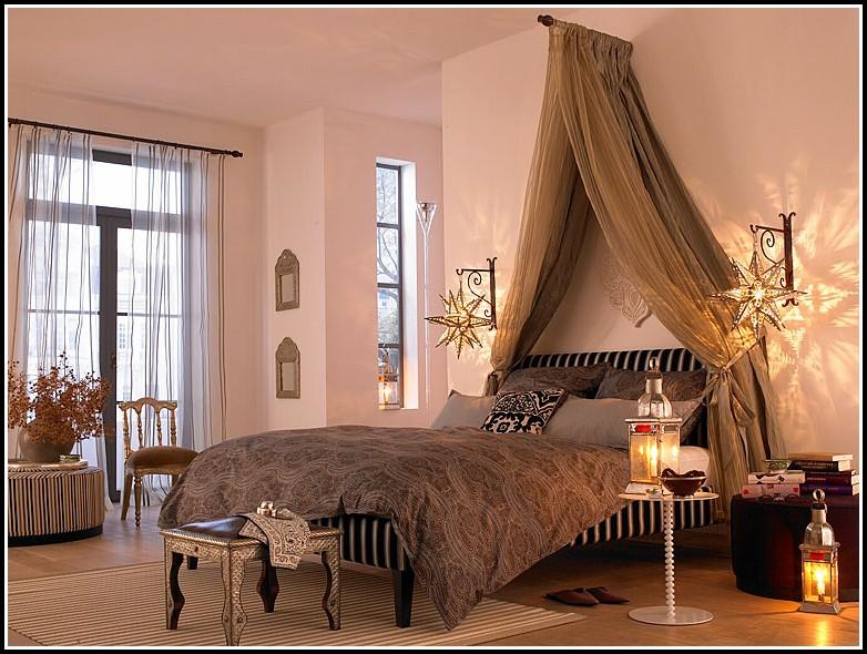 Schlafzimmer Afrika