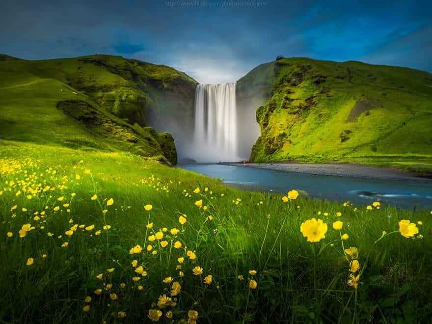Multonomah Falls Wallpaper Desktop 28 Des Plus Belles Cascades Et Chutes D Eau Au Monde