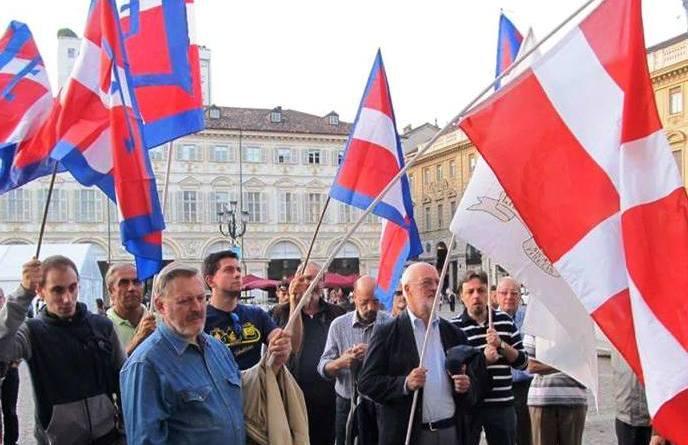 G-ID commemora i 52 morti della strage di Torino del 1864