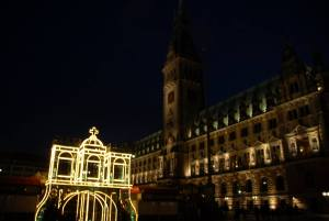 Weihnachtsmarkt Hamburg, Photo: A. Duckwitz