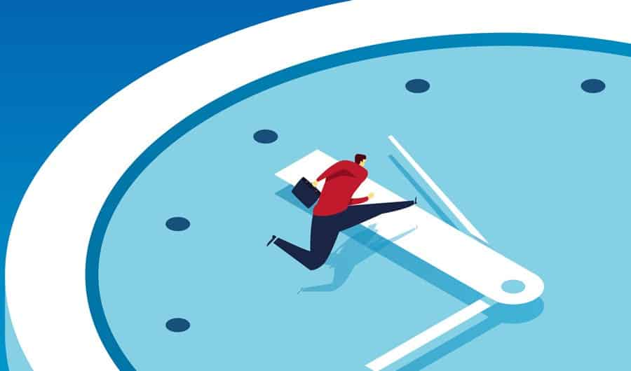 Stress at Work - 5 Tips For Saving Time and Destressing