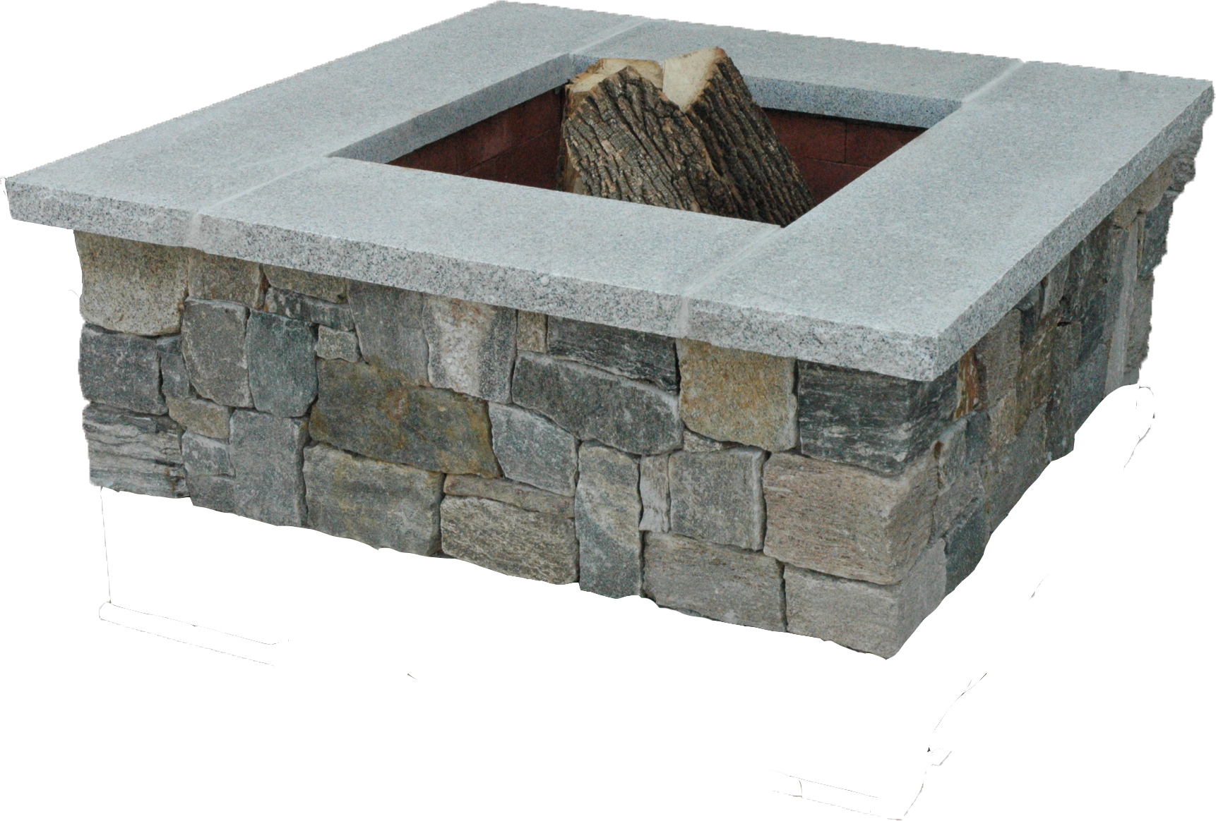 Home Depot Fire Pit Retaining Wall With Fire Pit Fire Pit Bricks Home Depot