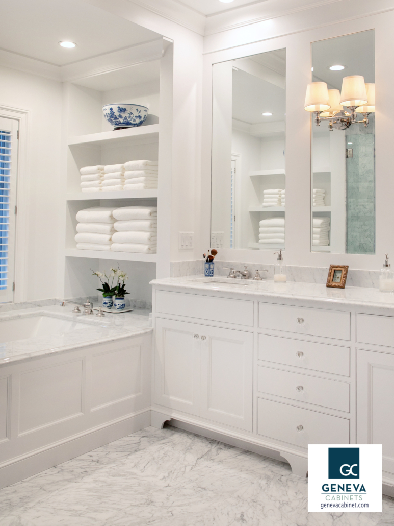 Luxury Bathroom Archives Geneva Cabinet Company Llc