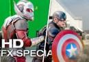 Captain America Civil War : Découvrez les coulisses du film !