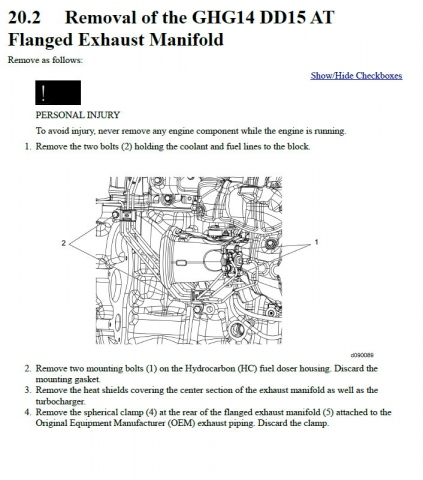 Details about Detroit Diesel Engines Manual-All Platforms-All Series-2018