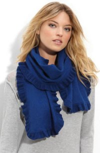 Which Scarves are in Fashion this Winter?