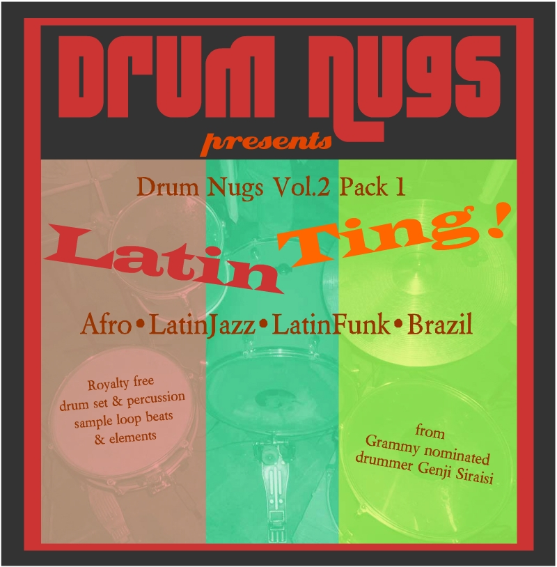DrumNugs Latin Ting