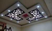 Classy CNC False Ceiling Corner Designs Ideas! - Genmice