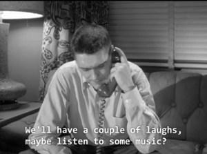 1950's booty call.