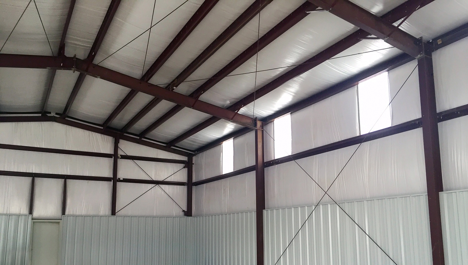 Metal Building Insulation Options Prices General Steel