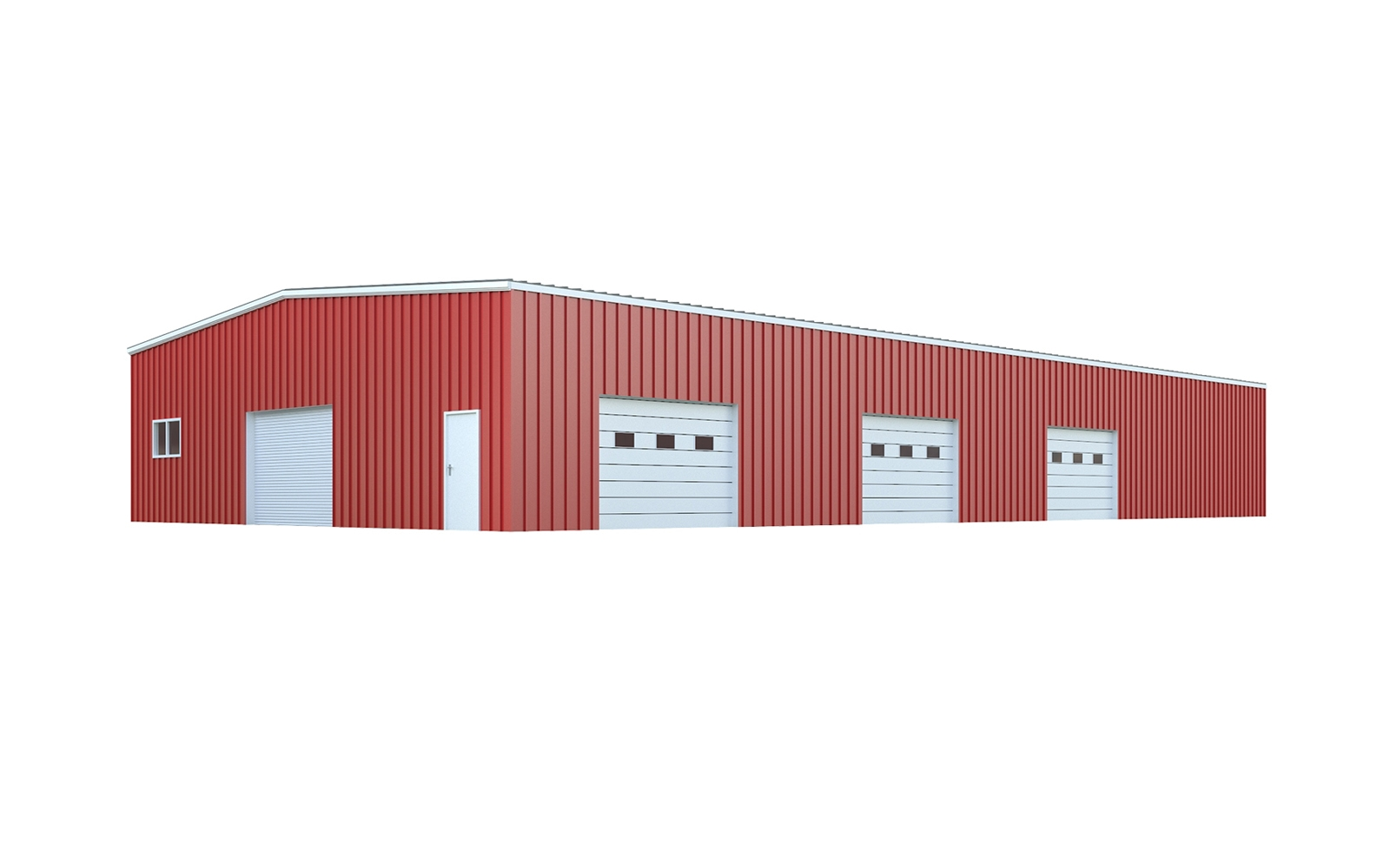 40x80 Steel Building Packages Quick Prices General