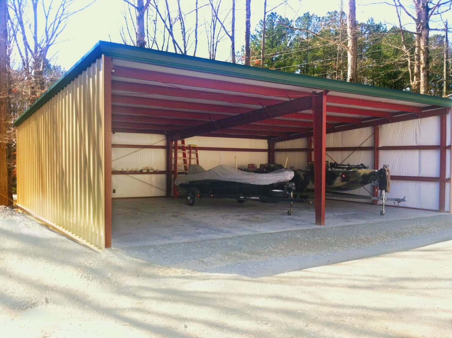 Garage Storage Buildings Storage Buildings Prefab Metal Storage Buildings General Steel