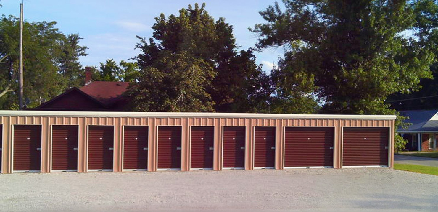 Garage Storage Buildings Self Storage Buildings Mini Storage Building Systems For Sale
