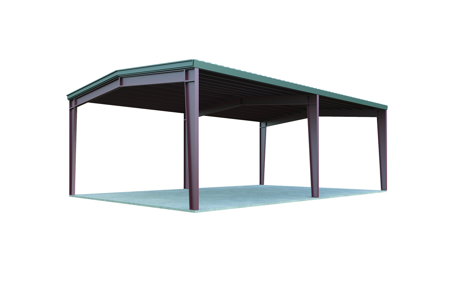 Zeichnung Carport 20x30 Carport Perfect For Cars Or Motorhome General Steel Shop