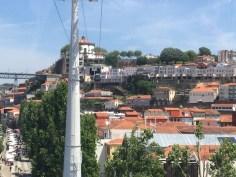 Le téléphérique de Porto