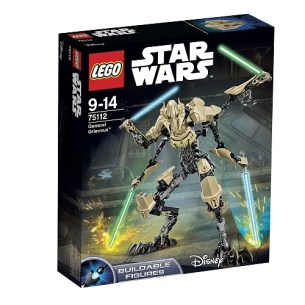 meilleurs lego star wars grevious