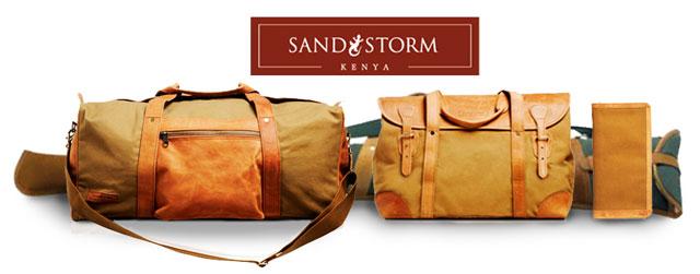 Sandstorm Luggage