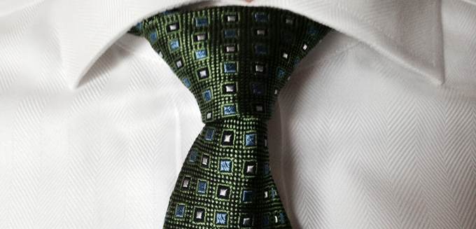 The Half Windsor Knot