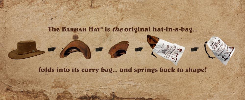 Barmah Hat