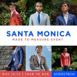 Strong Suit Made to Measure Event May 13-14