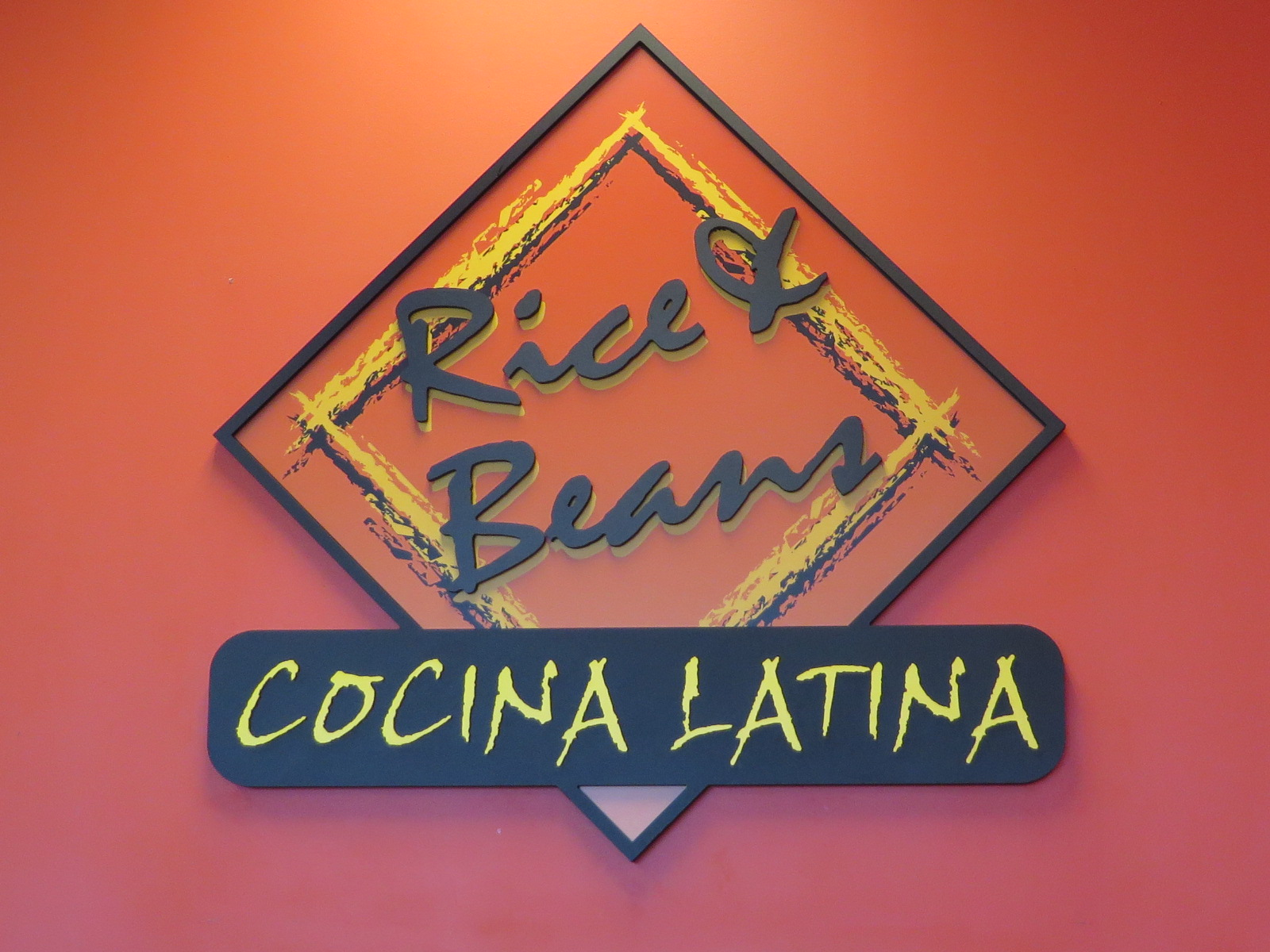 Cocina Latina Waterford Lakes Rice And Beans Cocina Latina Genuine Orlando