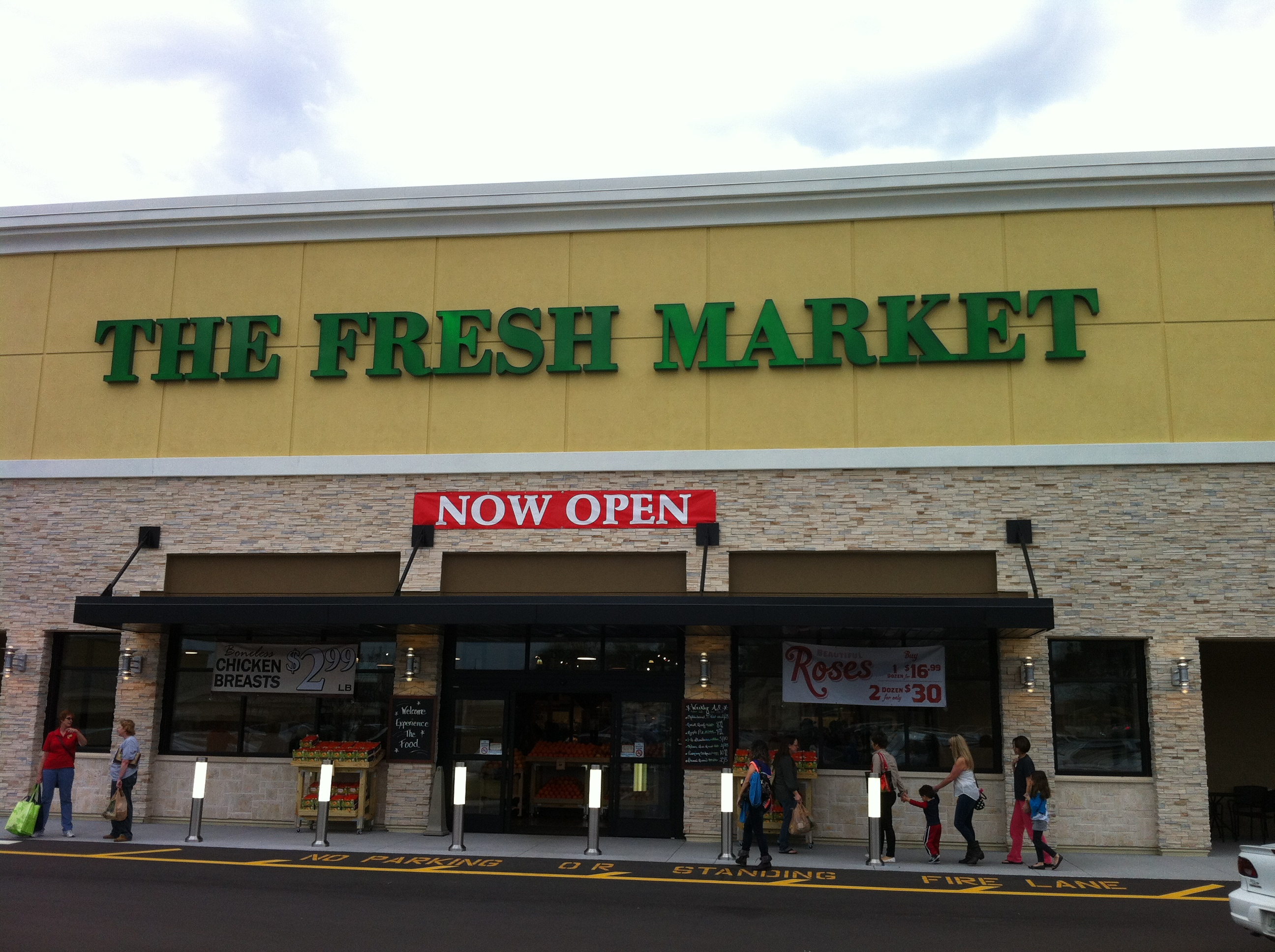Cocina Latina Waterford Lakes Fresh Market Winter Springs Grand Opening Genuine Orlando