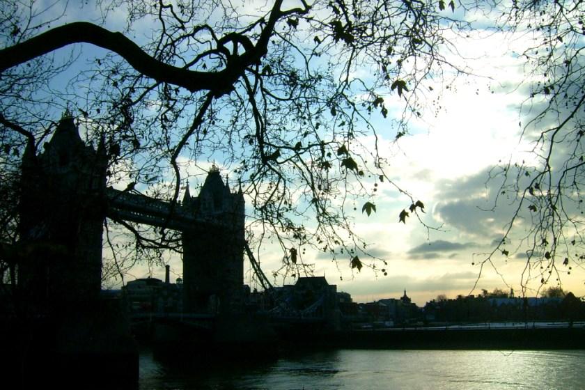 London Tower Bridge Gradwanderung