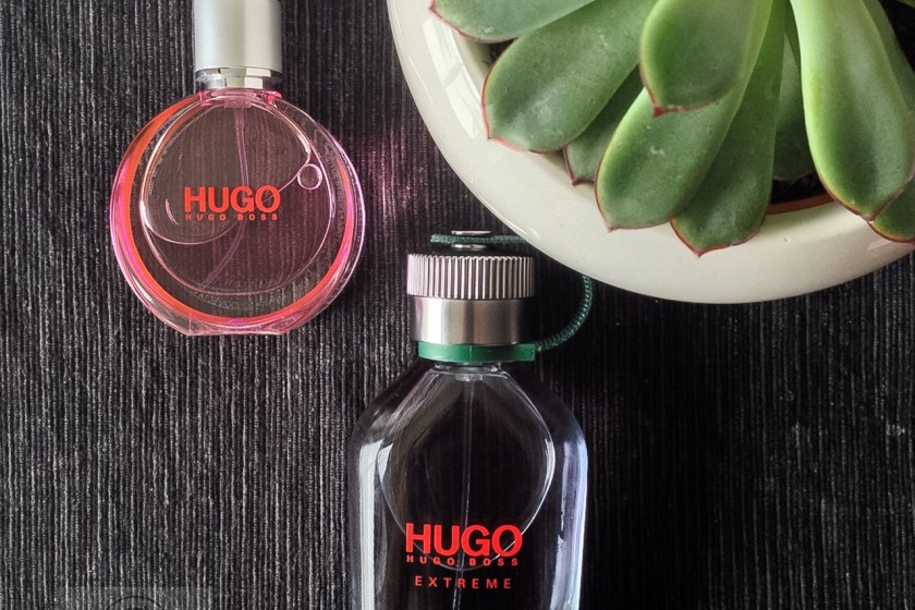 HUGO BOSS Hugo Woman Extreme Hugo Man Extreme