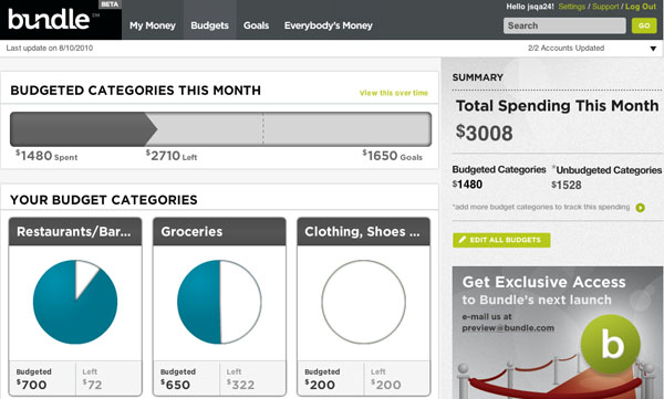Bundle Review Track Spending and Create a Budget Gen X Finance - creating a budget