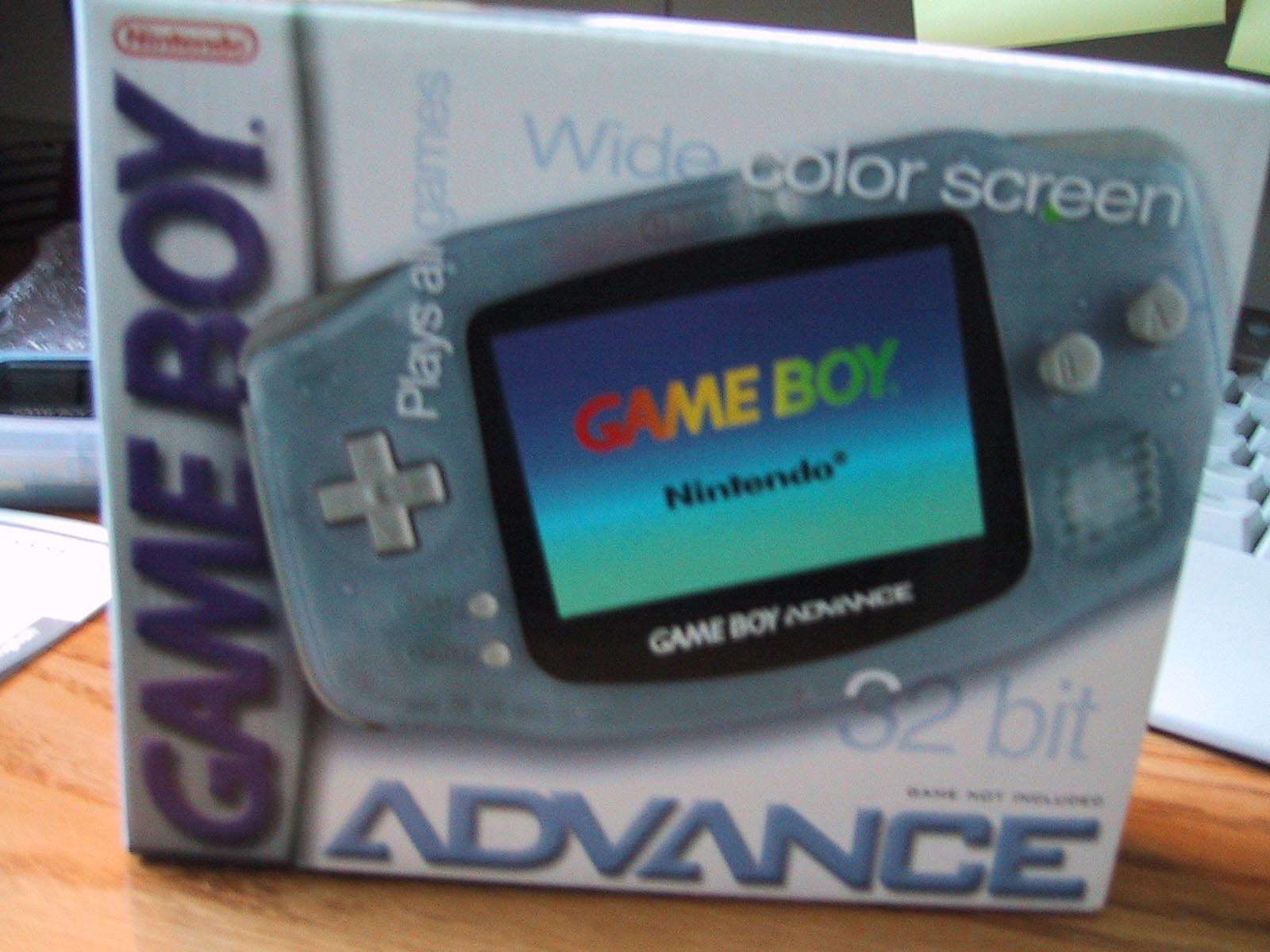 Gameboy Advance Display Beleuchtung Gba Pictures