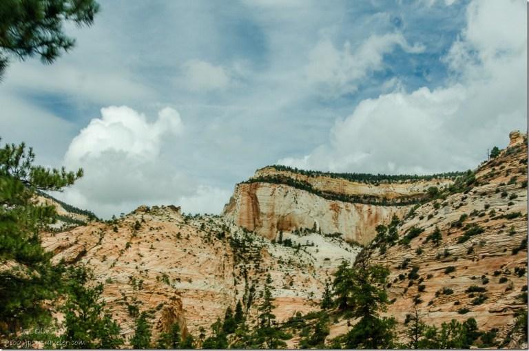 SR9 W Zion National Park Utah