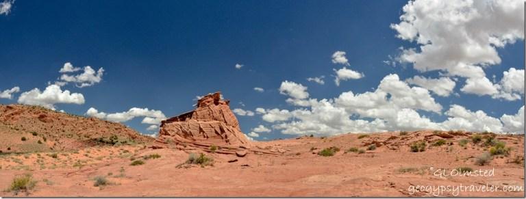 Sandstone formation Ed Maiers secret Upper Buckskin Gulch Vermilion Cliffs National Monument Utah