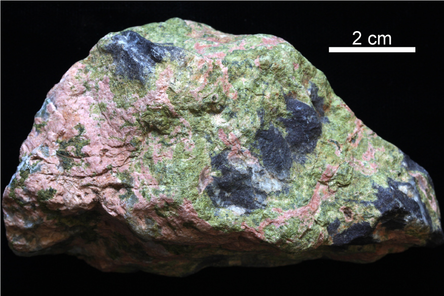 Rocks - The Geology of Virginia