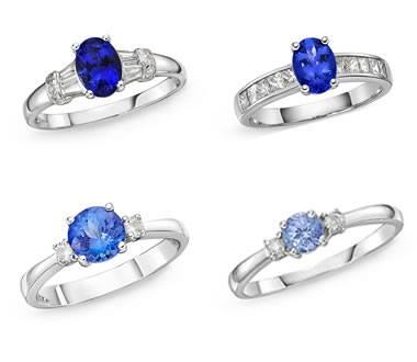 Tanzanite What you need to know about color, rarity, value