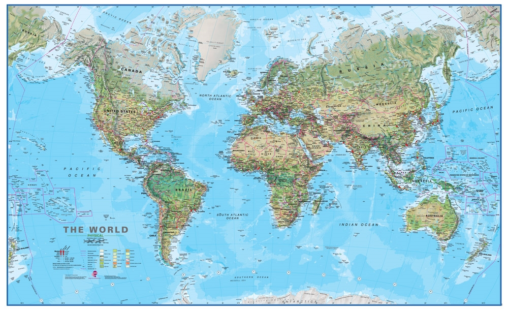 World Map A clickable map of world countries -) - best of world map hungary syria
